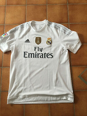 Adidas Real Madrid Trikot Jersey Gr.XL