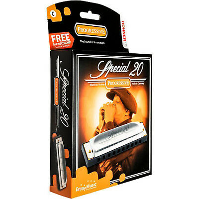 Hohner Special 20 Classic Harmonica. One per sale. Keys of A.C.G,D,E.