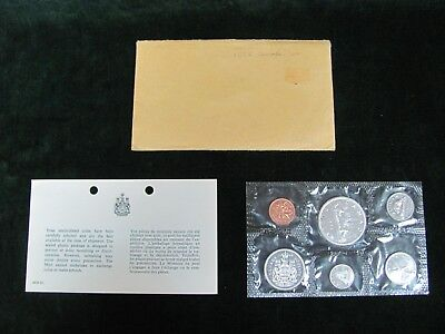 1966 Canada Proof-Like Silver Set