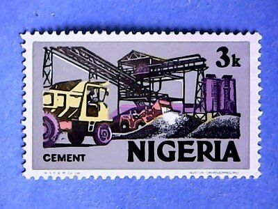 Nigeria. 1975 3k Multicoloured. SG340. Wmk W189. P14. MNH.
