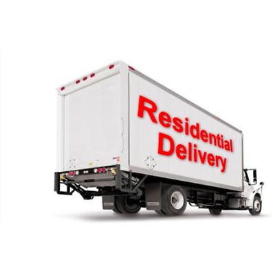 Residential Delivery for Freight