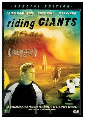 Riding Giants (Special Edition) [DVD] NEW!