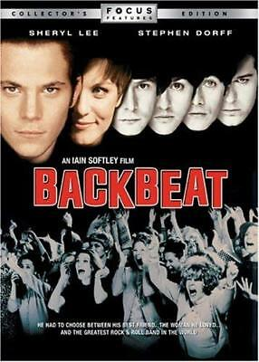 Backbeat (Collector's Edition) [DVD] NEW!
