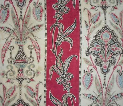 NEW AUTUMN STOCK, BEAUTIFUL MID 19th CENTURY FRENCH INDIENNE c1850s, 135.