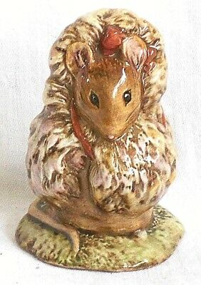 "Beswick Beatrix Potter "" Thomasina Tittlemouse """