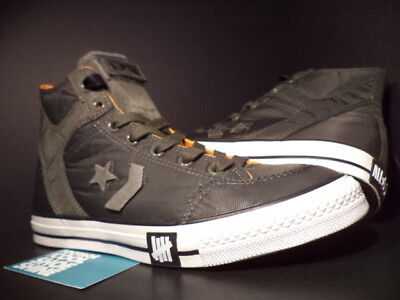 3a7999b09e73 Converse Poorman Weapon Hi Undefeated Olive Green White Black Orange 110462  13