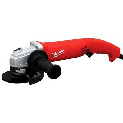Milwaukee 6121-31A 120 AC/DC 11 Amp 5-Inch Small Angle Grinder Trigger Grip