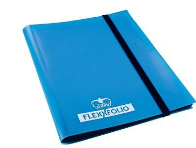 Ultimate Guard - 4-Pocket Flexxfolio Blue - NUOVO #NSF3