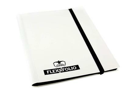 Ultimate Guard - 4-Pocket Flexxfolio White - NUOVO #NSF3