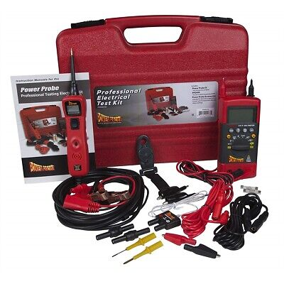 Professional Testing Electrical Kit PPRPPROKIT01 Brand New!