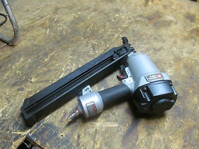 PORTER CABLE FC350A CLIPPED HEAD FRAMING NAILER  (lot 3848)