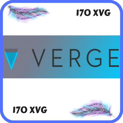 170 Verge(XVG) CRYPTO MINING-CONTRACT