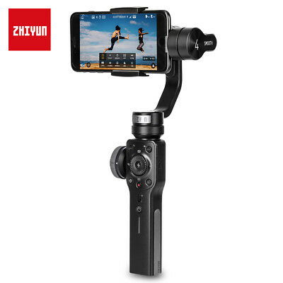 Zhiyun Smooth 4 Handheld 3 Axis Smartphone Gimbal Stabilizer For iphone XS MAX