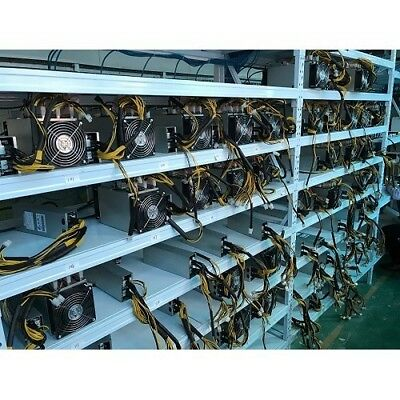 Antminer L3+ 500mh/s 7 days Mining Contract (freebies included, see desc)!!
