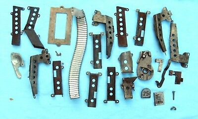 Lot of slot machine parts