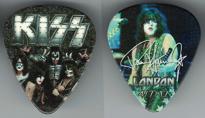 Kiss-2012-One Show-Only City Guitar Pick-Paul Stanley-London, England!
