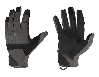 Helikon Tex Range Tactical Gloves Handschuhe Touch Black Schadow Grey A