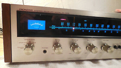 """""""top Vintage Pioneer Stereo Receiver Sx-525 - Guter Zustand!!!"""""""