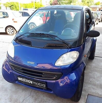 smart 4Two coupe Pure / TÜV 06/2019 !! Ab 1€ !!