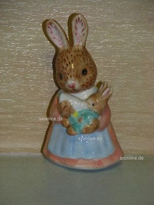 +# A015955_11 Goebel Archiv Muster Ostern Easter Hase Bunny mit Baby 34-103