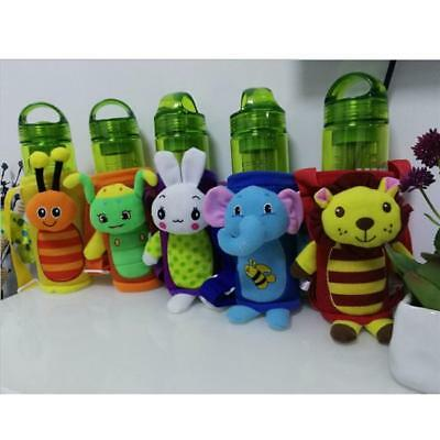 Water Bottle Sleeve Holder Glass Bottle Protective Pouch Bag for Kid Teens LC