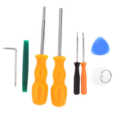 8Pcs Screwdriver Tool Repair Kit Set for Xbox 360 One PS3 PS4 Controller