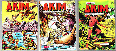 LOT de 3 AKIM n°268-287-335   #  MON JOURNAL