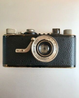 Vintage camera Leica 1A in perfect condition with original accessories
