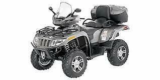 Artic Cat 700 cc H1 EFI 2009 ATV