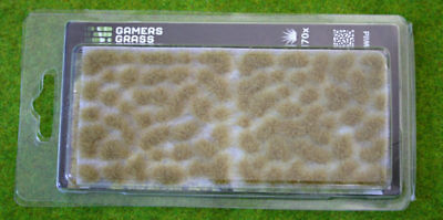 Gamers Grass 6mm Beige Tufts GG6-BE