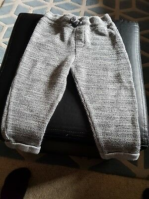 marks and Spencers size 12-18 months joggers