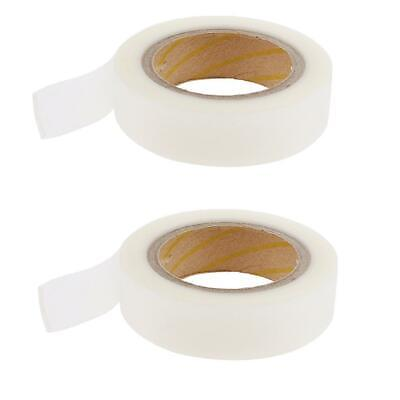 2 Roll Outdoor Tent Iron-on Sealing Tape for Waterproof PU Coated Fabrics