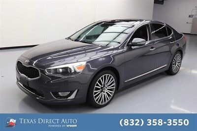 KIA Cadenza Premium Texas Direct Auto 2015 Premium Used 3.3L V6 24V Automatic FWD Sedan