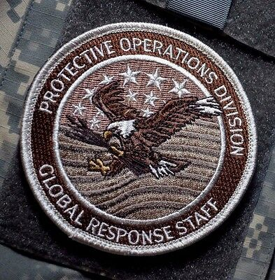 Daesh Whacker Global Response Staff Grs Protective Ops Division Fusion Cell Ssi