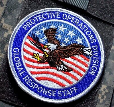 Daesh Whacker Global Response Staff Grs Protective Ops Division Fusion Cellssi