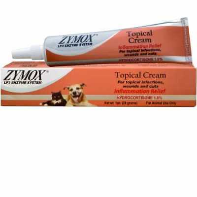 Zymox Cream with Hydrocortisone 1 oz