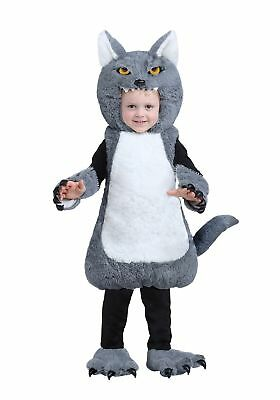 Brand New Big Bad Wolf Infant//Toddler Costume