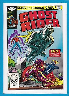 Ghost Rider #71_August 1982_Very Good_Defenders_Bronze Age Marvel!