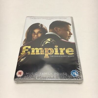 Empire - Season 1 DVD Box Set - Complete First Series One - New & Sealed