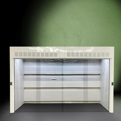 12' Laboratory WALK-IN Fume hood NEW IN STOCK QUICK SHIP!