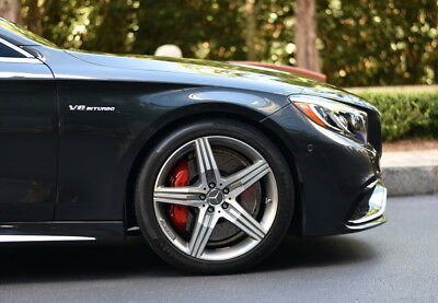 2015 Mercedes-Benz S-Class S63 AMG Coupe 2015 Mercedes-Benz S63 AMG Coupe