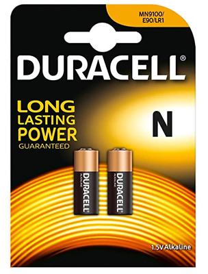Duracell Specialty Type N 1.5V Alkaline Battery   -   [Pack of 2]
