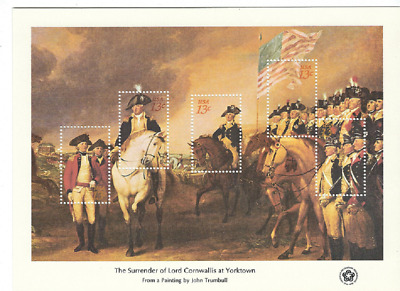 Scott #1686-89... .American Bicentennial...Full Set...4 Sheets...5 Stamps Each