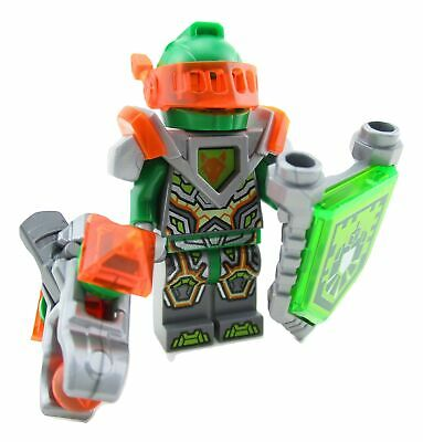 LEGO Nexo Knights AARON  Two  Clip on Back 70317 Minifigure Minifig NEW D1