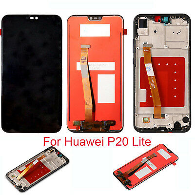 Replacement LCD Display Touch Screen Digitizer Assembly for Huawei P20 Lite