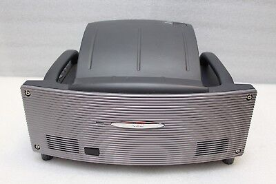 Nec WT610 DLP XGA Ultra Short Throw Conference Room Projector - 837 Hours
