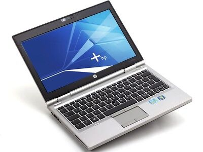 HP EliteBook 2570p Notebook Core i5 4GB RAM 320GB HDD 12,5""