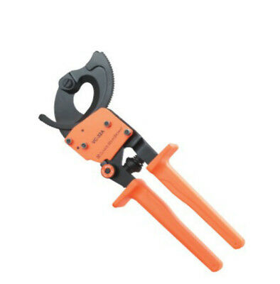 VC-32A Hand Rachet Cable Cutter Tool for Cut Copper Aluminium Cable New