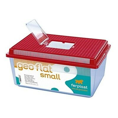 Ferplast Geo Tank Clear Plastic Reptile Insect Maxi - Fish Mixed Colours