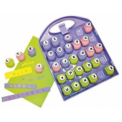 Playbox Letters Punches In Box (29 Pieces) - 29 Pieces Pbx2800011 Bag Pcs